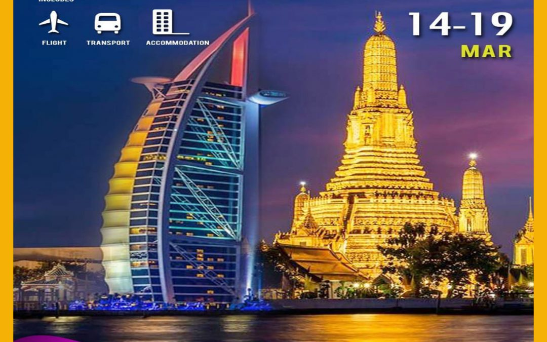 Dubai Super Deal Plus Bangkok