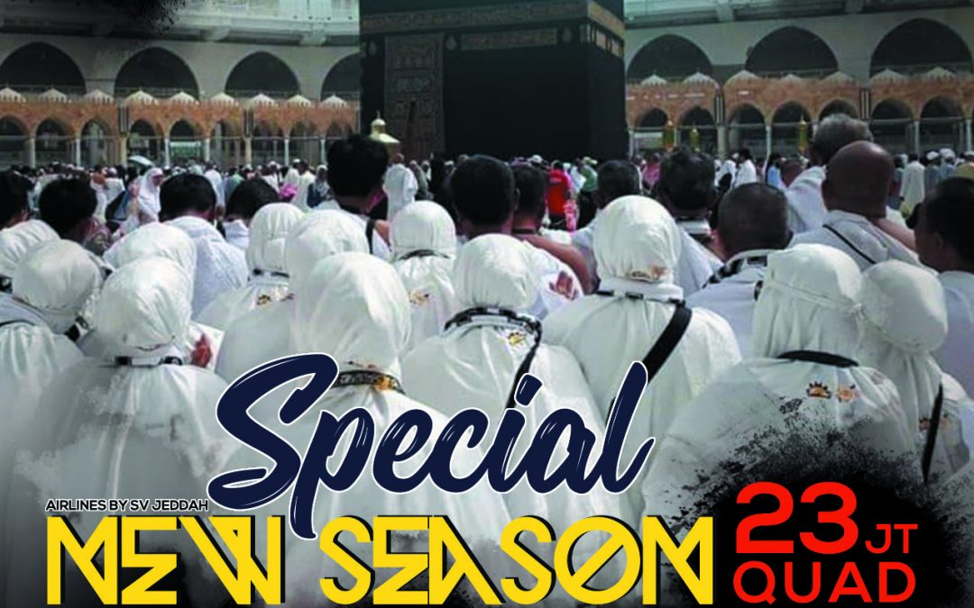 UMROH SPECIAL NEW SEASON