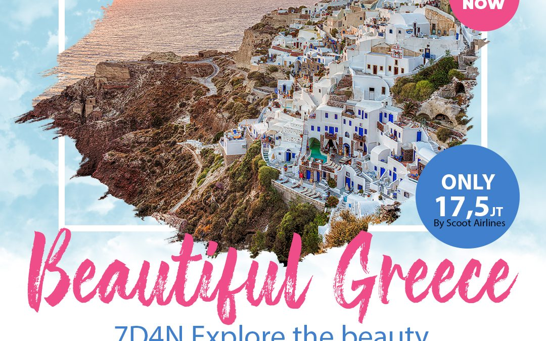 7D4N BEAUTIFUL GREECE